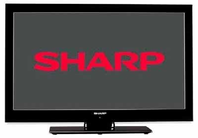 LED televízory  Sharp LC-32LE510EV