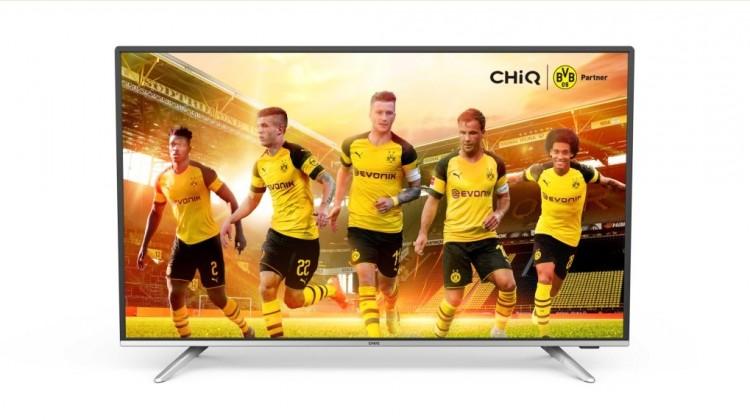 "LED televízory Smart televízor ChiQ U40G5SF (2019) / 40"" (101 cm)"