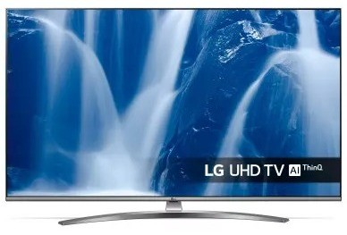 "LED TV Smart televízor LG 55UM7610 (2019) / 55"" (139 cm)"