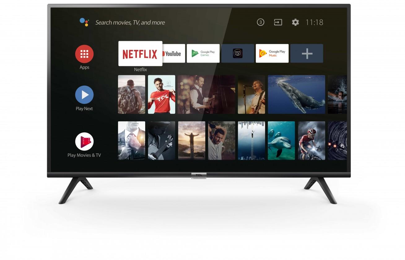 "LED TV Smart televízor TCL 32ES560 (2019) / 32"" (82 cm)"