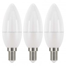LED žiarovka Classic Candle ZQ32203,3 ks