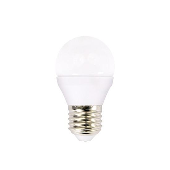 LED žiarovka Ecolux WZ4323 LED žiarovky,miniglobe, 6W, E27,3000K,450lm,3ks
