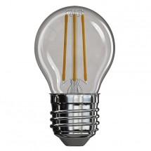 LED žiarovka Emos Z74241, E27, 4W, guľatá, neutrálna biela