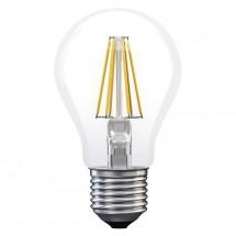 LED žiarovka Emos Z74260, E27, 6W, retro, teplá biela