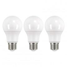 LED žiarovka Emos ZQ51413, E27, 9W, neutrálna biela, 3 ks