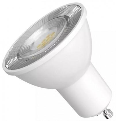 LED žiarovka Emos ZQ8353 LED žiarovka Classic MR16 7W GU10 teplá biela Ra96