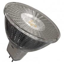 LED žiarovka Emos ZQ8434, GU5.3, 4,5W, číra, neutrálna biela