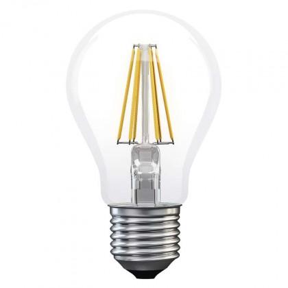 LED žiarovka LED žiarovka Emos Z74260, E27, 6W, retro, teplá biela