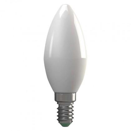 LED žiarovka LED žiarovka Emos ZL3223, E14, 6W, sviečka, teplá biela