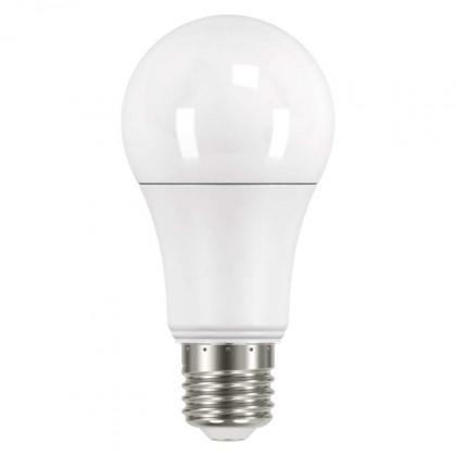 LED žiarovka LED žiarovka Emos ZQ5160, E27, 14W, guľatá, číra, teplá biela