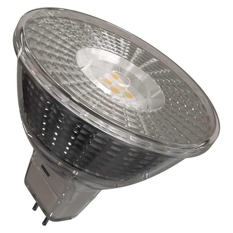 LED žiarovka LED žiarovka Emos ZQ8434, GU5.3, 4,5W, číra, neutrálna biela