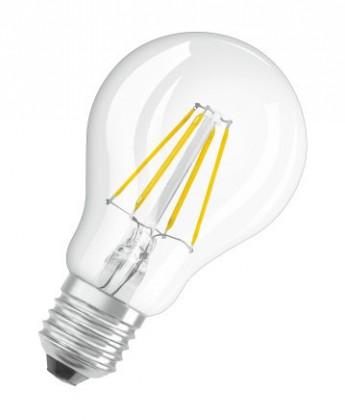 LED žiarovka LED žiarovka Osram BASE, E27, 4W, retro, teplá biela, 2 ks