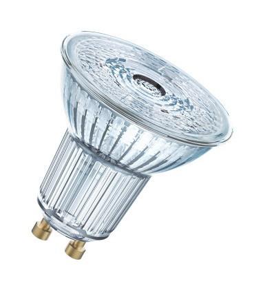LED žiarovka LED žiarovka Osram BASE, GU10, 3,6W, neutrálna biela, 3 ks