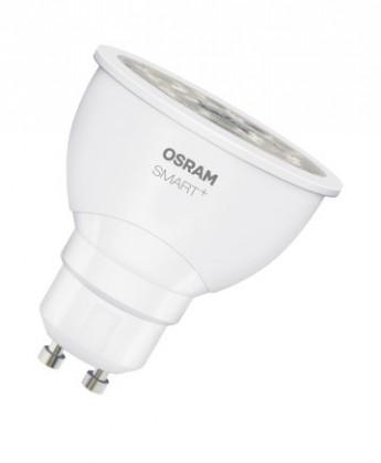 LED žiarovka LED žiarovka Osram Smart +, GU10, 6W, regulácia biele