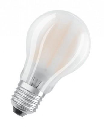 LED žiarovka LED žiarovka Osram STAR, E27, 7W, guľatá, číra, neutrálna biela