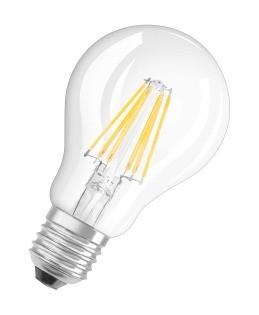 LED žiarovka LED žiarovka Osram STAR, E27, 7W, retro, teplá biela