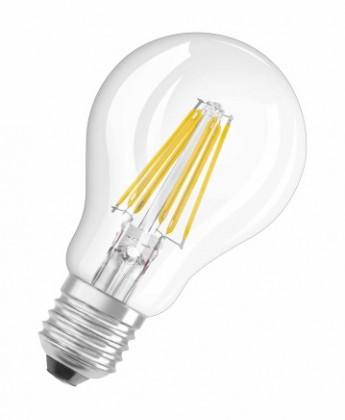 LED žiarovka LED žiarovka Osram STAR, E27, 8W, retro, teplá biela