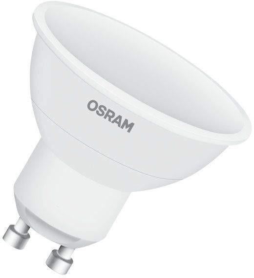 LED žiarovka LED žiarovka Osram STAR+, GU10, 4,5W, teplá biela, ovládač