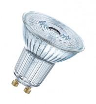 LED žiarovka Osram BASE, GU10, 3,6W, neutrálna biela, 3 ks
