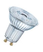 LED žiarovka Osram BASE, GU10, 3,6W, teplá biela, 3 ks