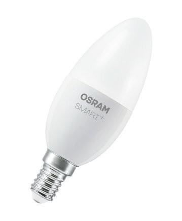 LED žiarovka Osram Smart +, E14, 6W, sviečka, teplá biela