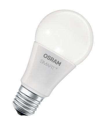 LED žiarovka Osram Smart +, E27, 9W, teplá biela
