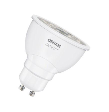 LED žiarovka Osram Smart +, GU10, 4,5W, regulácia biele