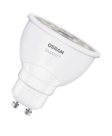 LED žiarovka Osram Smart +, GU10, 6W, regulácia biele
