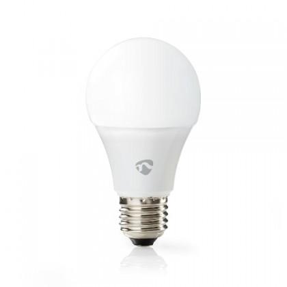 LED žiarovka SMART LED žiarovka Nedis WIFILW11WTE27, E27, teplá biela