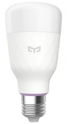 LED žiarovka SMART LED žiarovka Yeelight DP133, farebná