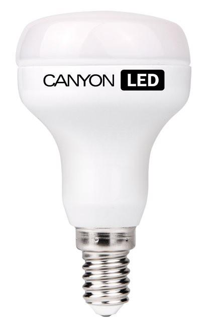 LED žiarovky Canyon LED COB žiarovka, E14, reflektor, mliečna, 6W ROZBALENÉ
