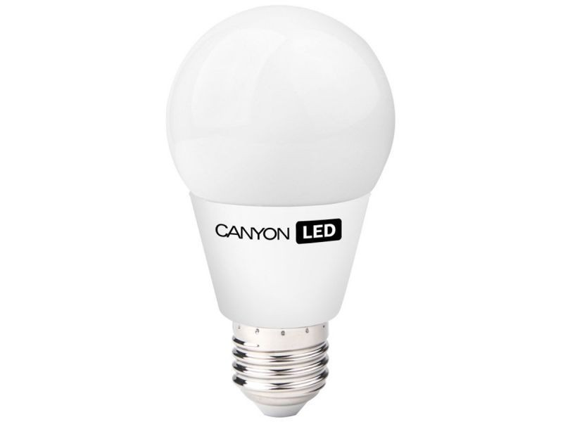 LED žiarovky CanyonLEDCOBžiarovka, E27, guľatá, 8W, neutrálna biela