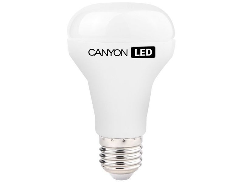 LED žiarovky CanyonLEDCOBžiarovka, E27, reflektor, mliečna, 10W, neutr. biela