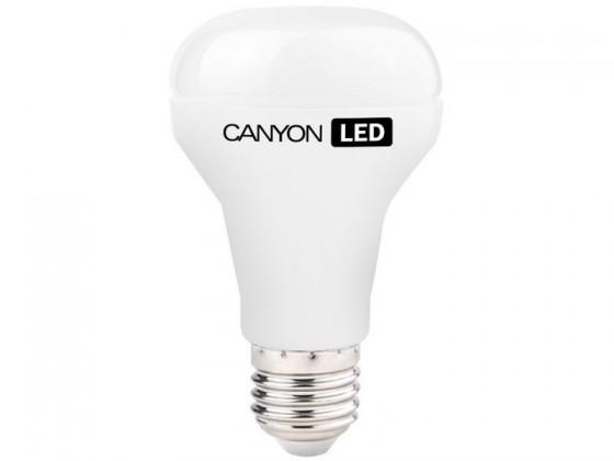 LED žiarovky CanyonLEDCOBžiarovka, E27, reflektor, mliečna, 6W, teplá biela