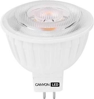 LED žiarovky CanyonLEDCOBžiarovka, GU5.3, bodováMR16,4.8W, neutr. biela, 60°