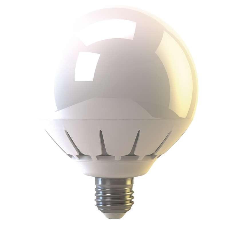LED žiarovky LED žiarovka Globe 20W E27 teplá biela