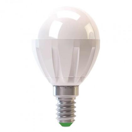 LED žiarovky LED žiarovka Mini Globe 6W E14 teplá biela