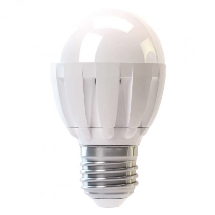 LED žiarovky LED žiarovka Mini Globe 6W E27 teplá biela