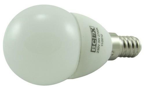 LED žiarovky LED žiarovka TRIXLINE E14/4W G45 320lm 2700K