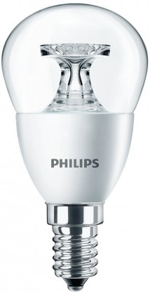 LED žiarovky Philips LED 25W E14 WW 230V P45 CL ND/4