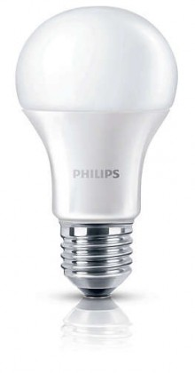 LED žiarovky Philips LED žiarovka 40W E27 WW 230V A60M FR ND/4
