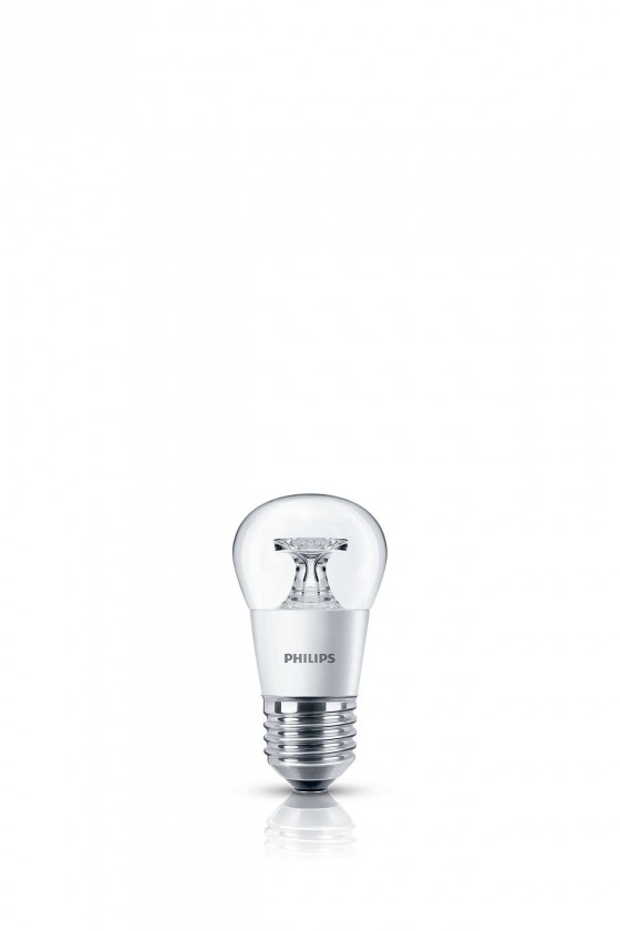 LED žiarovky Philips LED žiarovka 40W E27 WW 230V P45 CL ND/4