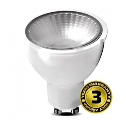 LED žiarovky Solight LED žárovka se stmívačem, 5W, GU10, 38°, 3000K, 400lm