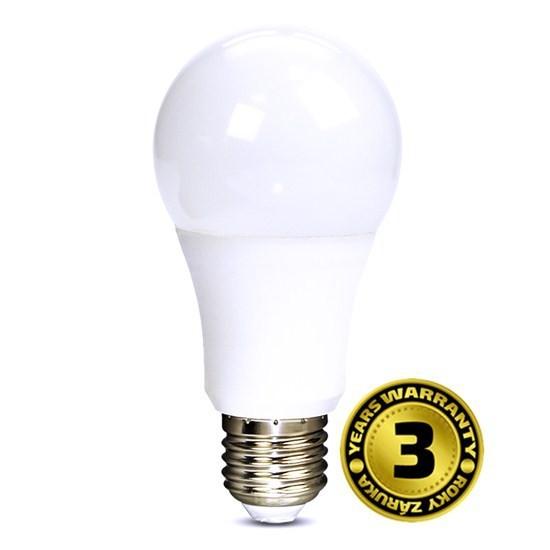 LED žiarovky Solight LED žárovka se stmívačem,A60,10W,E27,3000K,270°,810lm