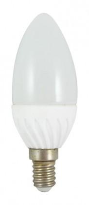 LED žiarovky Trixline LED 6W C35 E14 4200K