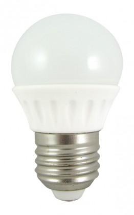 LED žiarovky Trixline LED 6W G45 E27 4200K