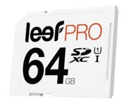 Leef 64GB SDXC PRO 300x