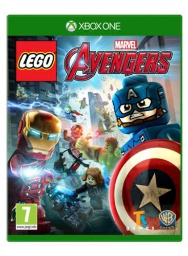 Lego Marvel's Avengers (5051892195263)