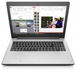 Lenovo IdeaPad 310 80SM01LVCK, biela/čierna