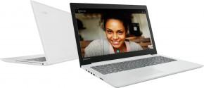 Lenovo IdeaPad 320-15AST, bílá 80XV00L4CK